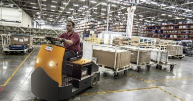 Comment simplifier la manutention des marchandises ?